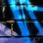 Graffiti, Sheffield - photo by Steve Withingto