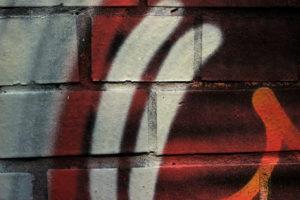 Graffiti, Sheffield - photo by Steve Withington