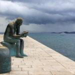 Spiro Brusina. Zadar. Croatia