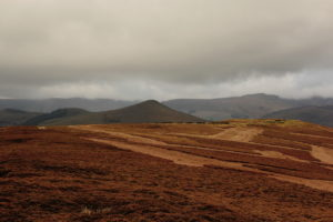 Lose Hill, Photograph of Peak District by Steve Withington